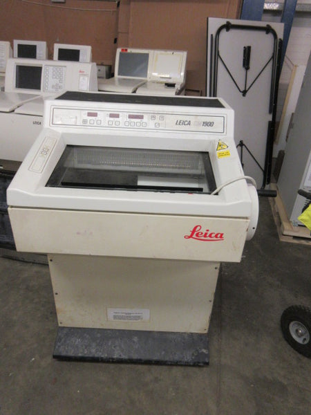 LEICA CM1900 Rapid Sectioning Cryostat