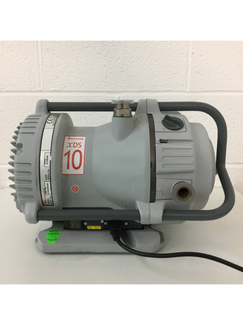 Edwards XDS 10 Dry Vacuum Pump - Richmond Scientific