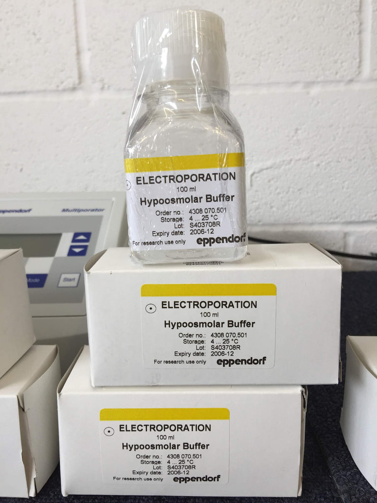 Electroporation 100ml Hypoosmolar Buffer Yellow