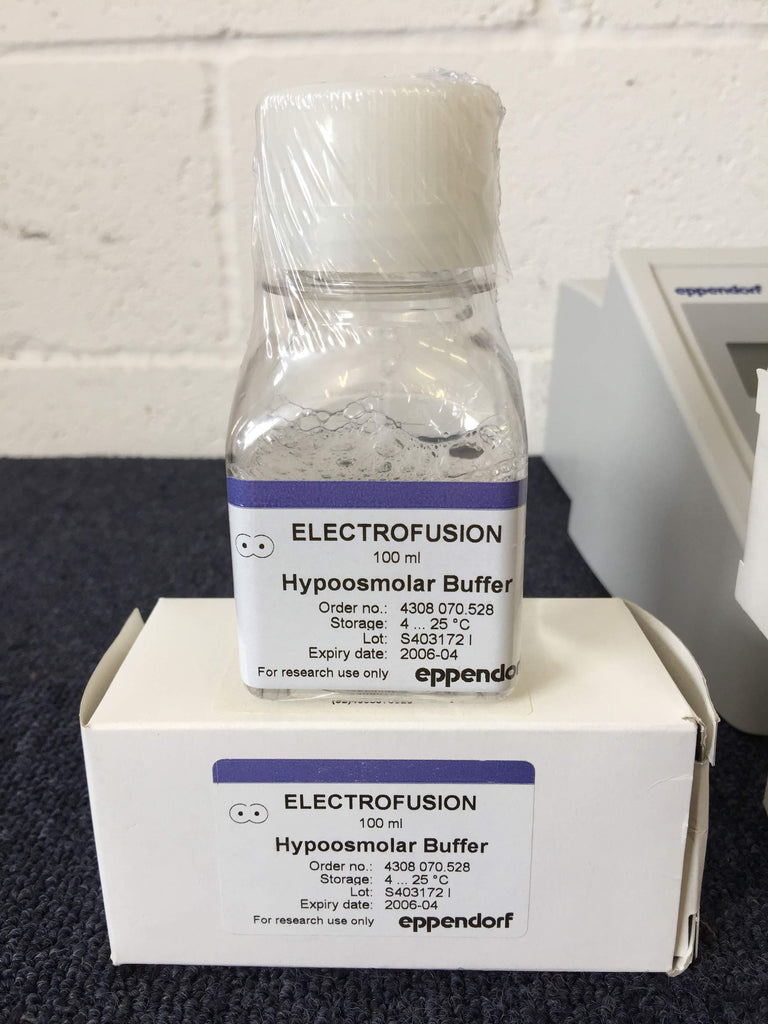 Electrofusion 100ml Hypoosmolar Buffer Blue