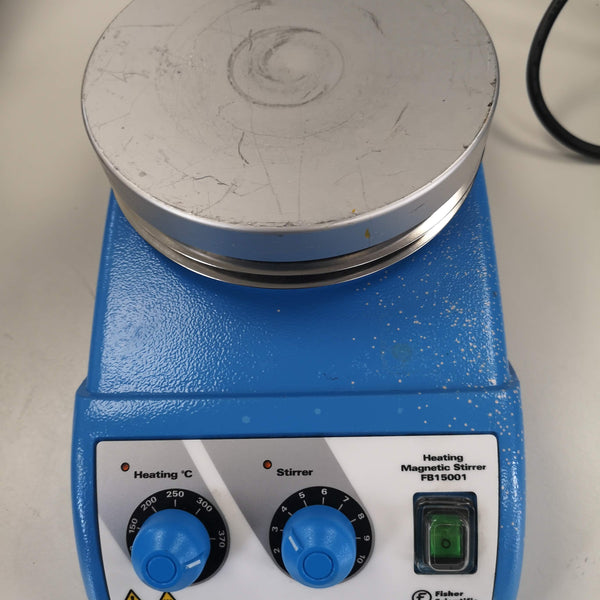 Fisher Scientific Heating Magnetic Stirrer (FB15001)