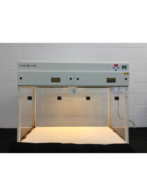 FumeCare F5-120-01 Benchtop Recirculating Fume Cupboard (S1974-3) - Richmond Scientific