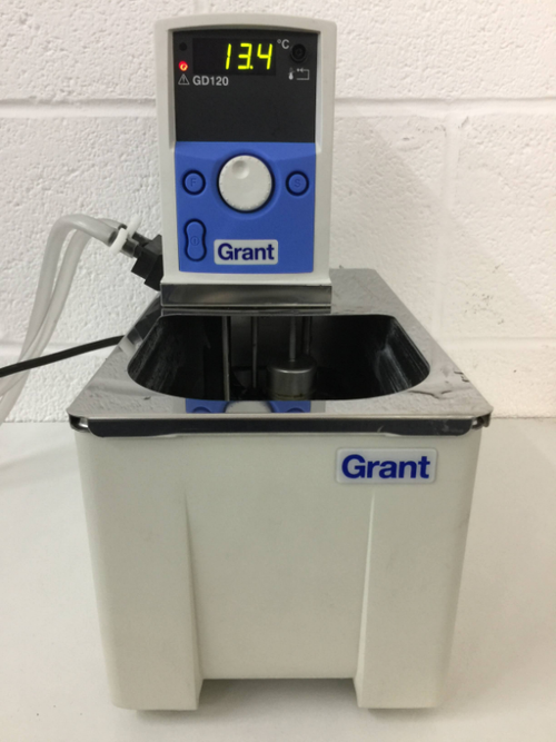 Grant GD120 Water Bath - Richmond Scientific