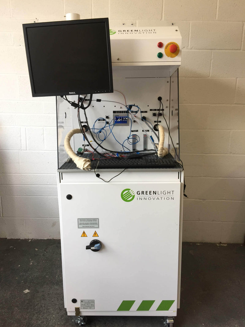 GreenLight Innovations G40 PEM Fuel Cell Component Test Station & Accessories - Richmond Scientific