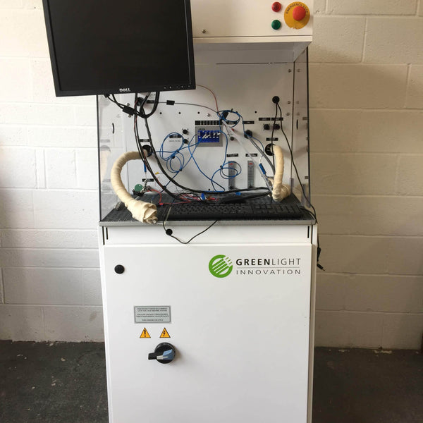 GreenLight Innovations G40 PEM Fuel Cell Component Test Station