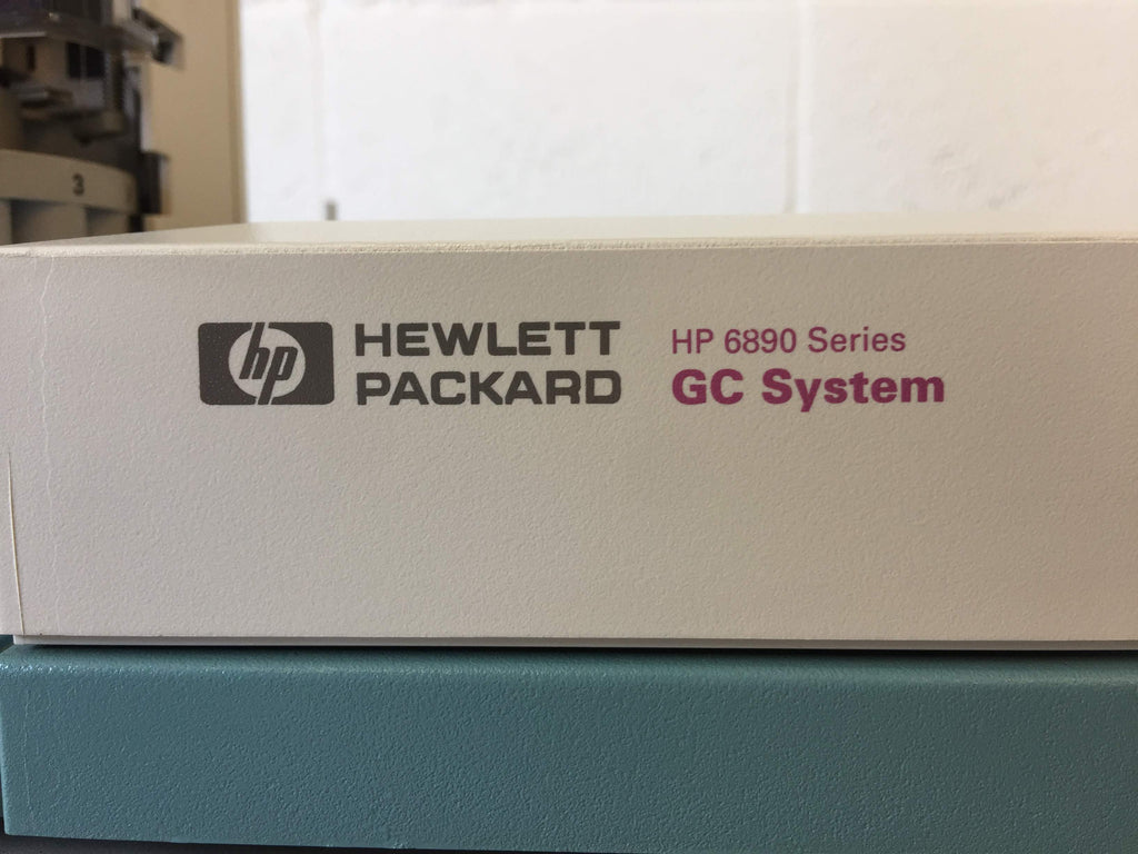 HP 6890 Series GC Systems