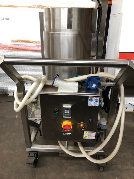 Hyclone Single Use Mixer 200L