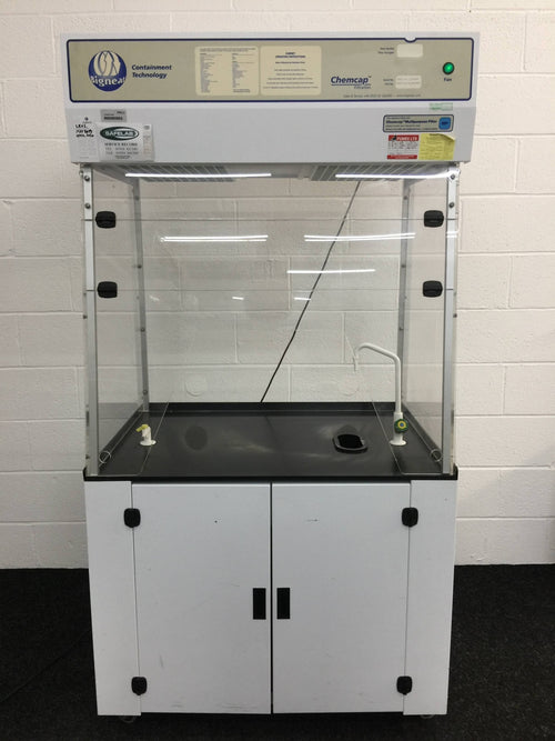 Bigneat Chemcap EDU806MC - Multipurpose Mobile Recirculating Fume Cupboard - Richmond Scientific