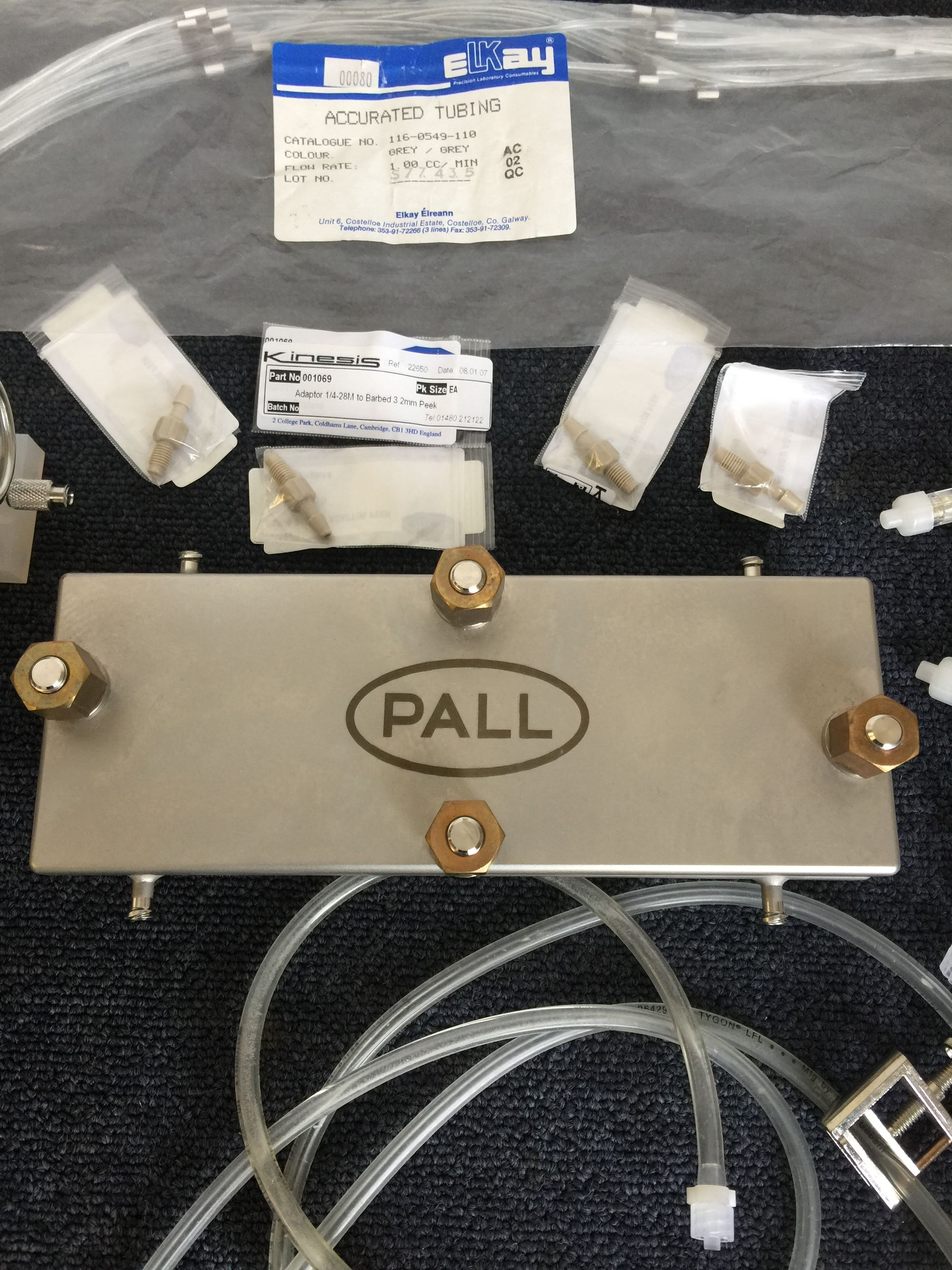 Pall LV Centramate Holder