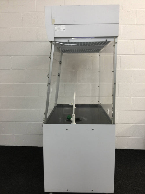 Bigneat Chemcap EDU806MC Mobile Recirculating Fume Cupboard - Richmond Scientific