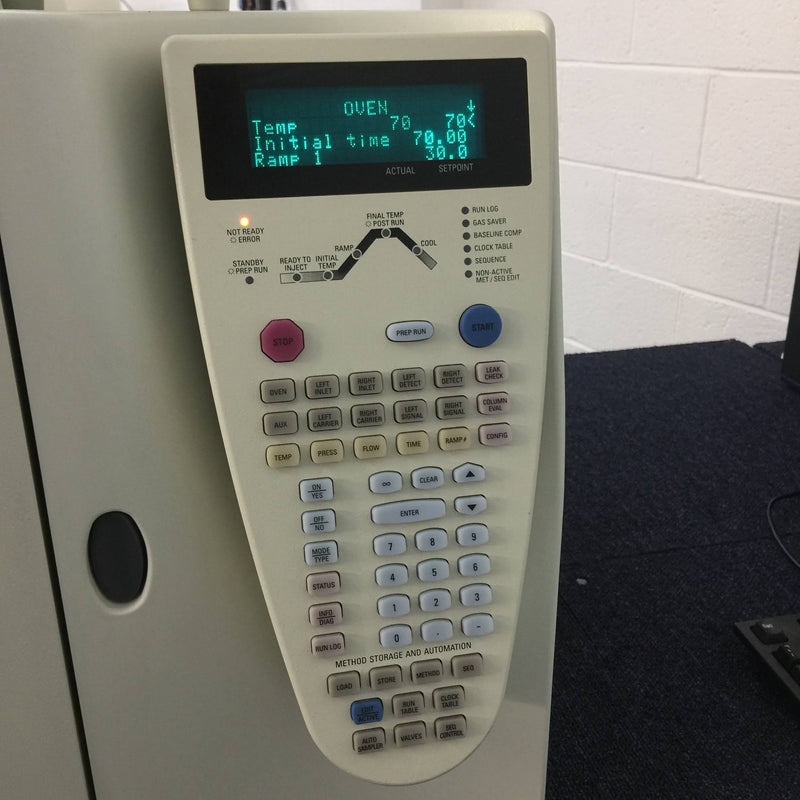 Thermo Trace GC Ultra Gas Chromatograph