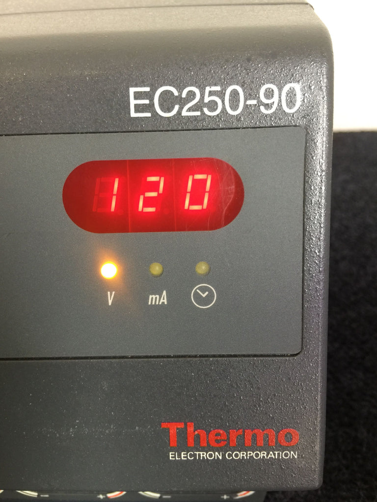 Thermo Electron Corporation EC250-90, Digital Screen