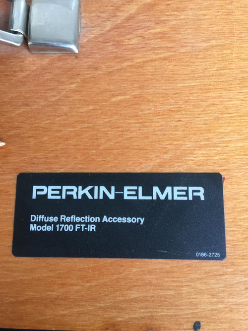 Perkin Elmer Diffuse Reflection Accessory Model 1700 FT-IR
