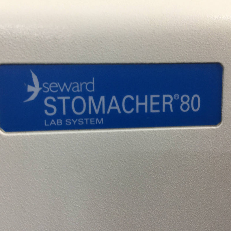 Seward Stomacher 80 Biomaster Laboratory Paddle Blender - Richmond Scientific