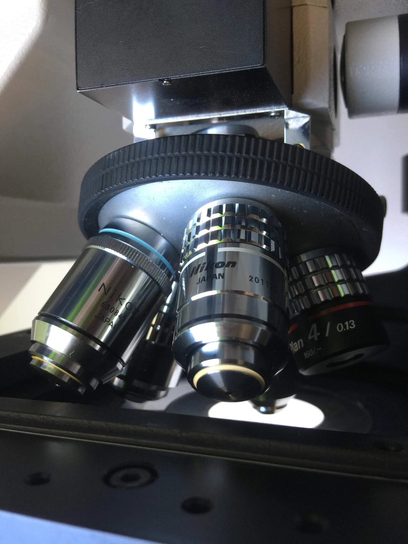 Nikon Diaphot Microscope Objectives