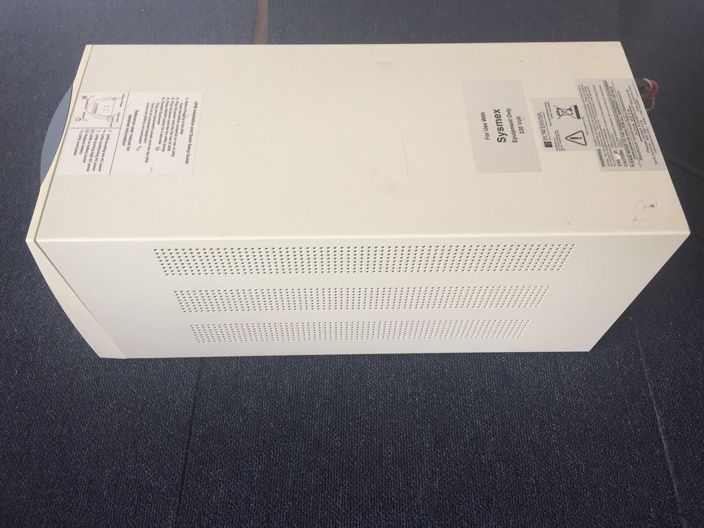 Powervar ABCE1100-22IEC Uninterruptible Power Conditioner 5511023R-1120003