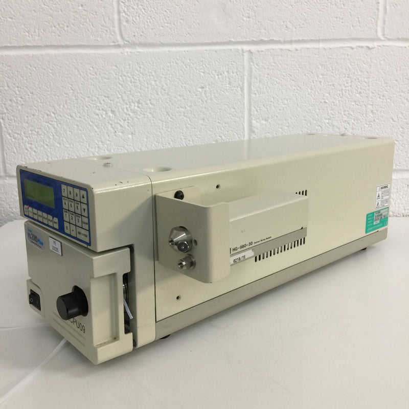 Jasco PU-2080 Plus - HPLC Pump (PE 232205) - Richmond Scientific