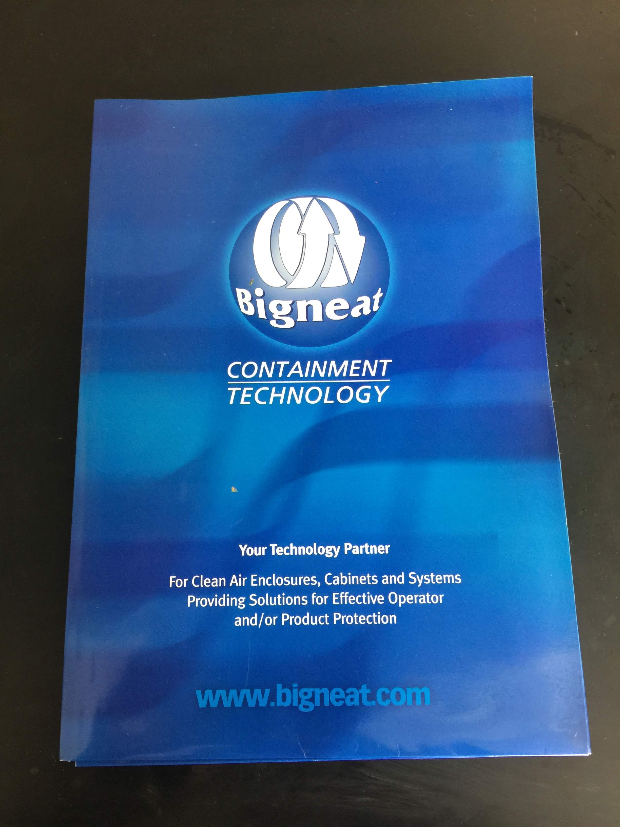 Bigneat Containment Technology Brochure