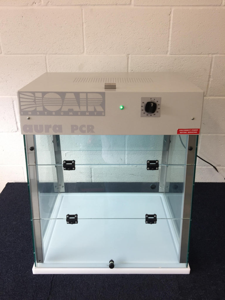 BIOAIR Aura PCR Carry-Over Workstation