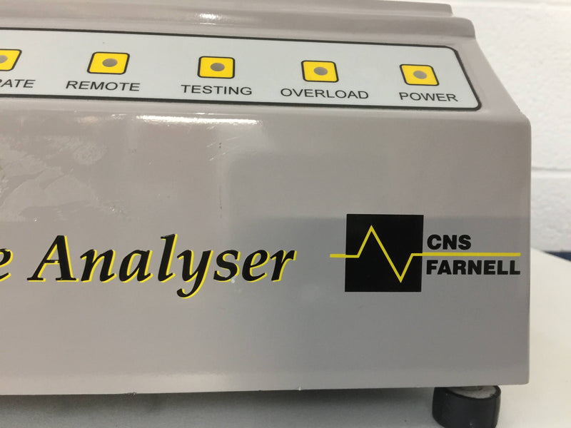 CNS Farnell QTS Texture Analyser - Richmond Scientific