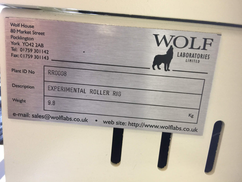 Wolf Laboratories Experimental Roller RIG