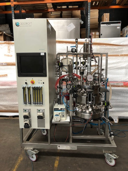 Applikon Biotechnology Pilot System Mammalian Cell Culture Bioreactor 30L (12049832C)