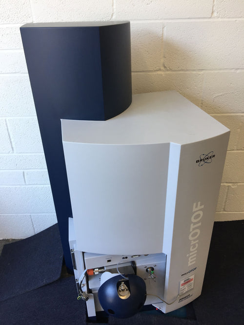 Bruker MicroTOF Mass Spectrometer - Richmond Scientific