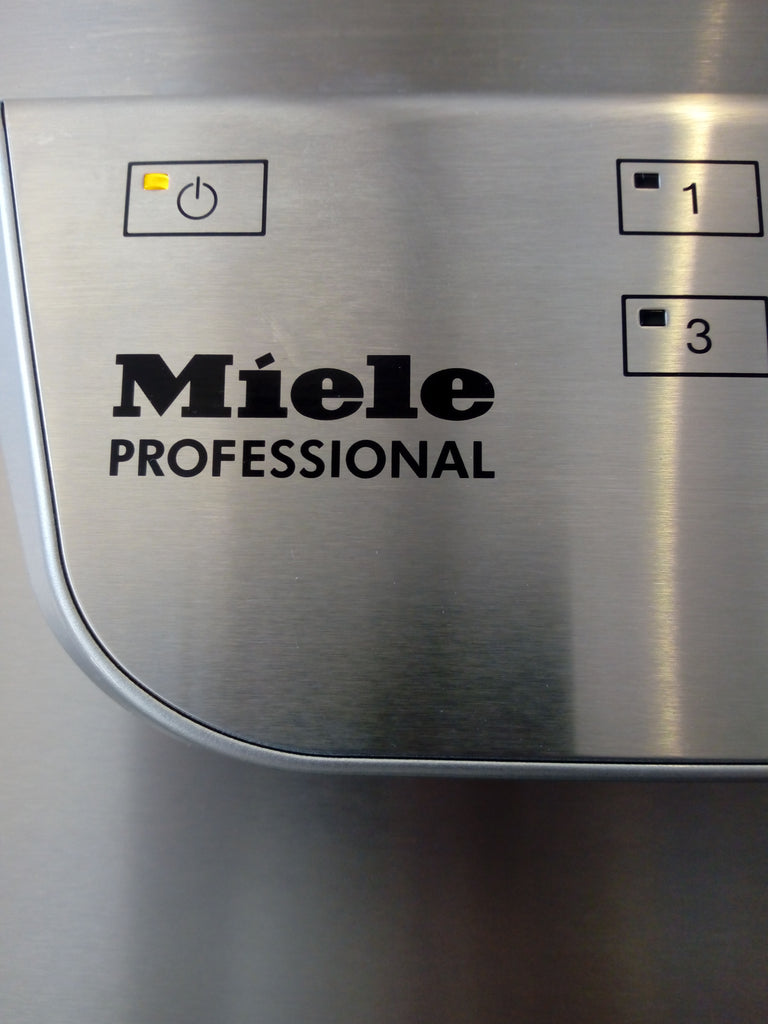 Miele Professional Glass Washer