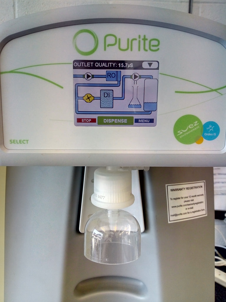 Purite HP320 Water Purifier with HP100 Tank
