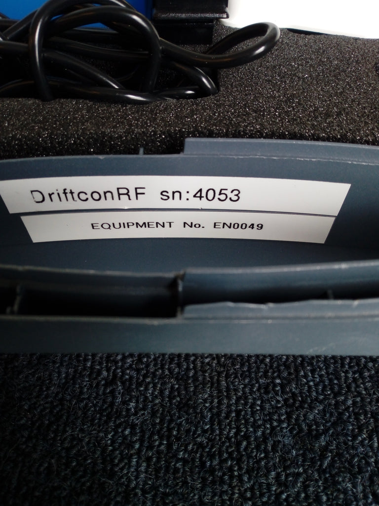 DriftconRF Serial & Equipment Number
