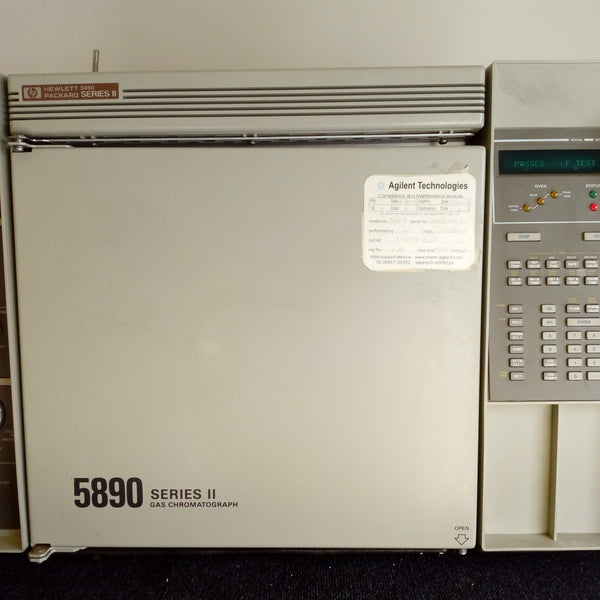 Hewlett Packard 5890 Series II Gas Chromatograph