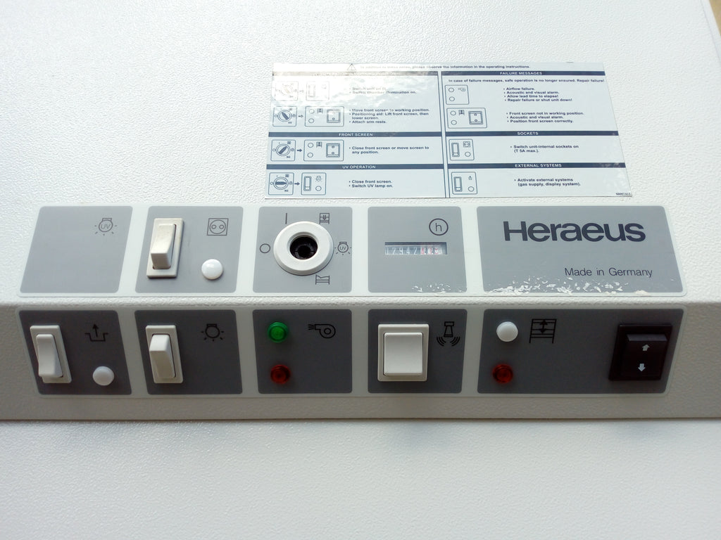Herasafe HS18 Safety Cabinet