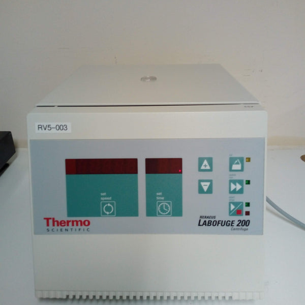 Thermo Scientific Heraeus Labofuge 200 Centrifuge