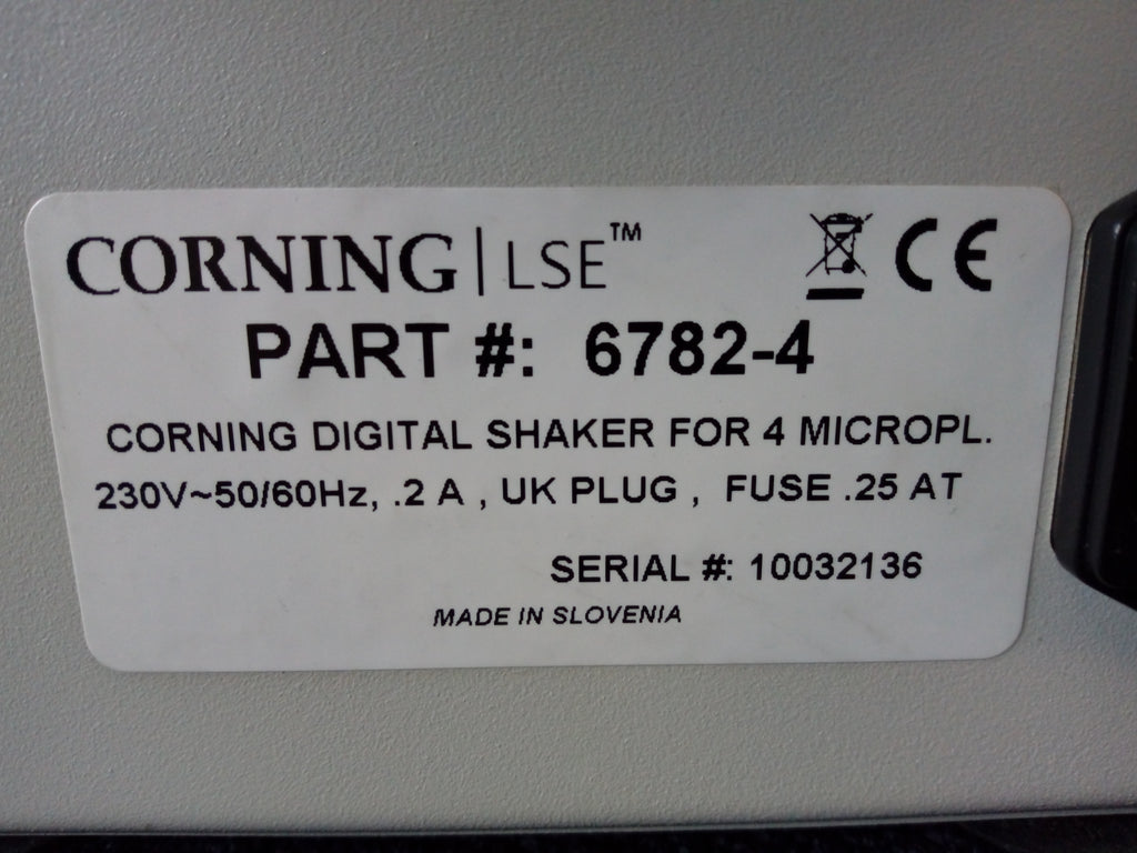 Corning LSE Digital Microplate Shaker
