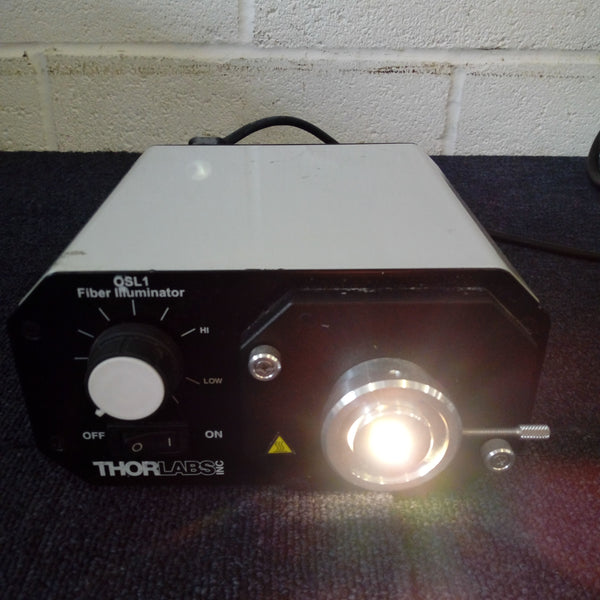 ThorLabs OSL 1 Fibre Illuminator