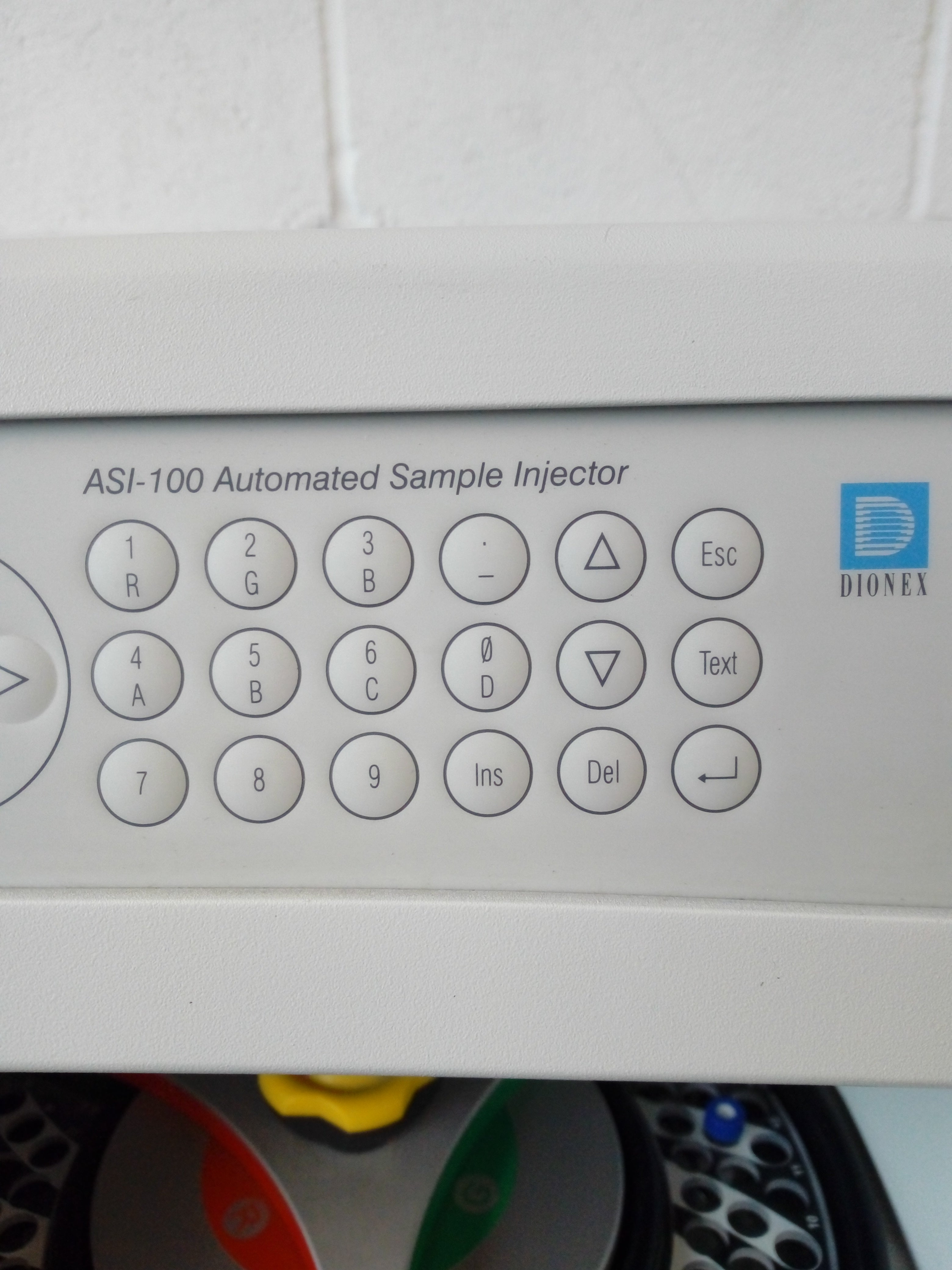 Dionex - ASI 100 Automated Sample Injector