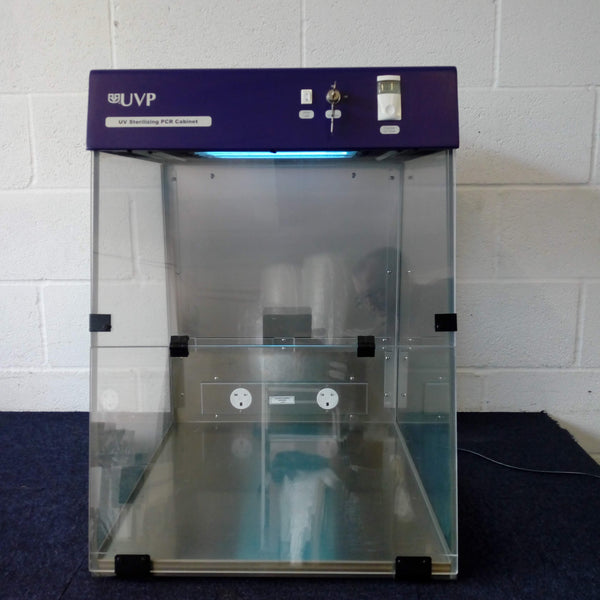 UVP Ultra Violet Product Sterilising PCR Cabinet