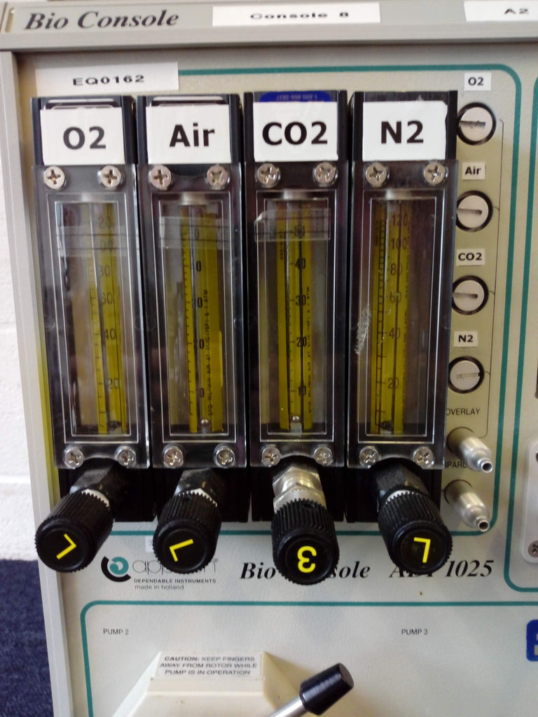 Applikon ADI1010 BioController ADI1025 BioConsole with 5 litre Vessel and Pump