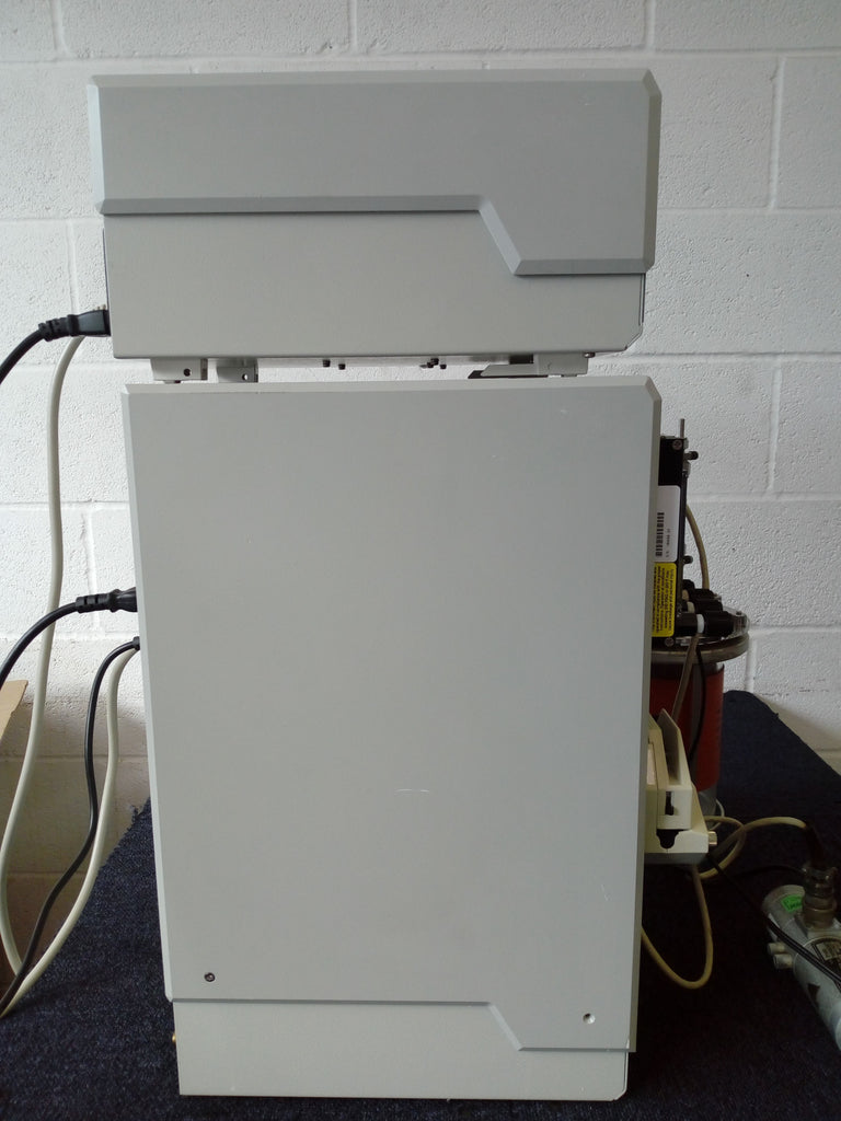Applikon ADI1010 BioController ADI1025 BioConsole with Vessel and Pump