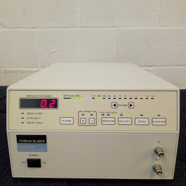 Perkin Elmer Series 200 Refractive Index Detector