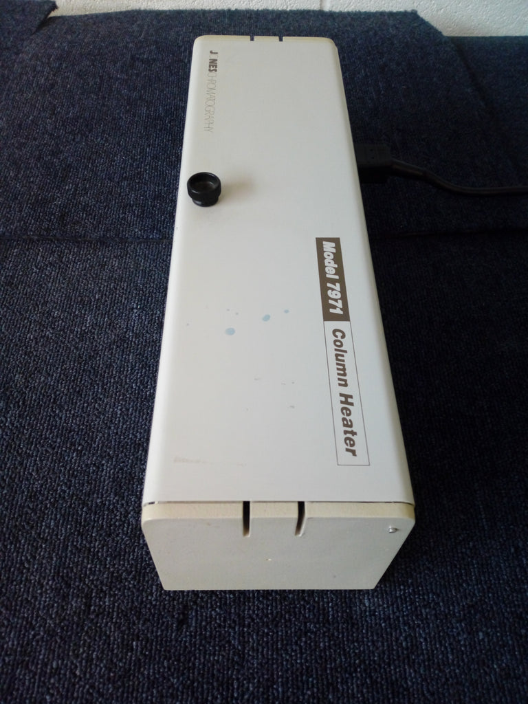 Jones Chromatography Column Heater (Model 7971)