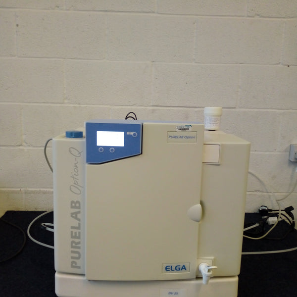 Elga Option Q DV-25 Water Purification System