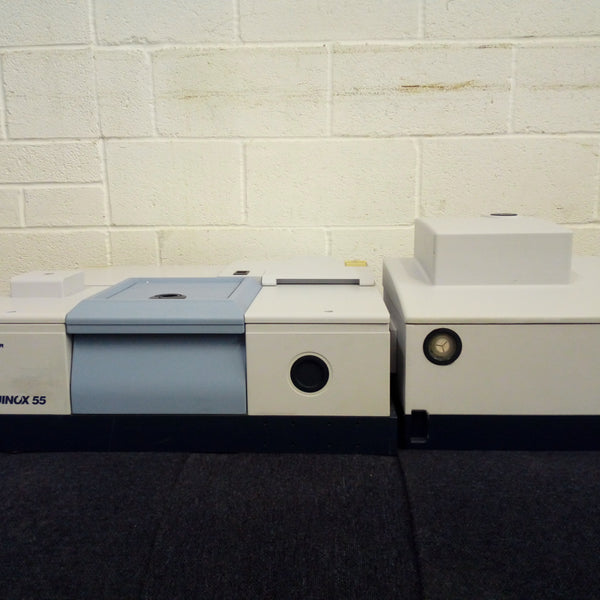 Bruker Equinox 55 FTIR HTS-XT and Accessories