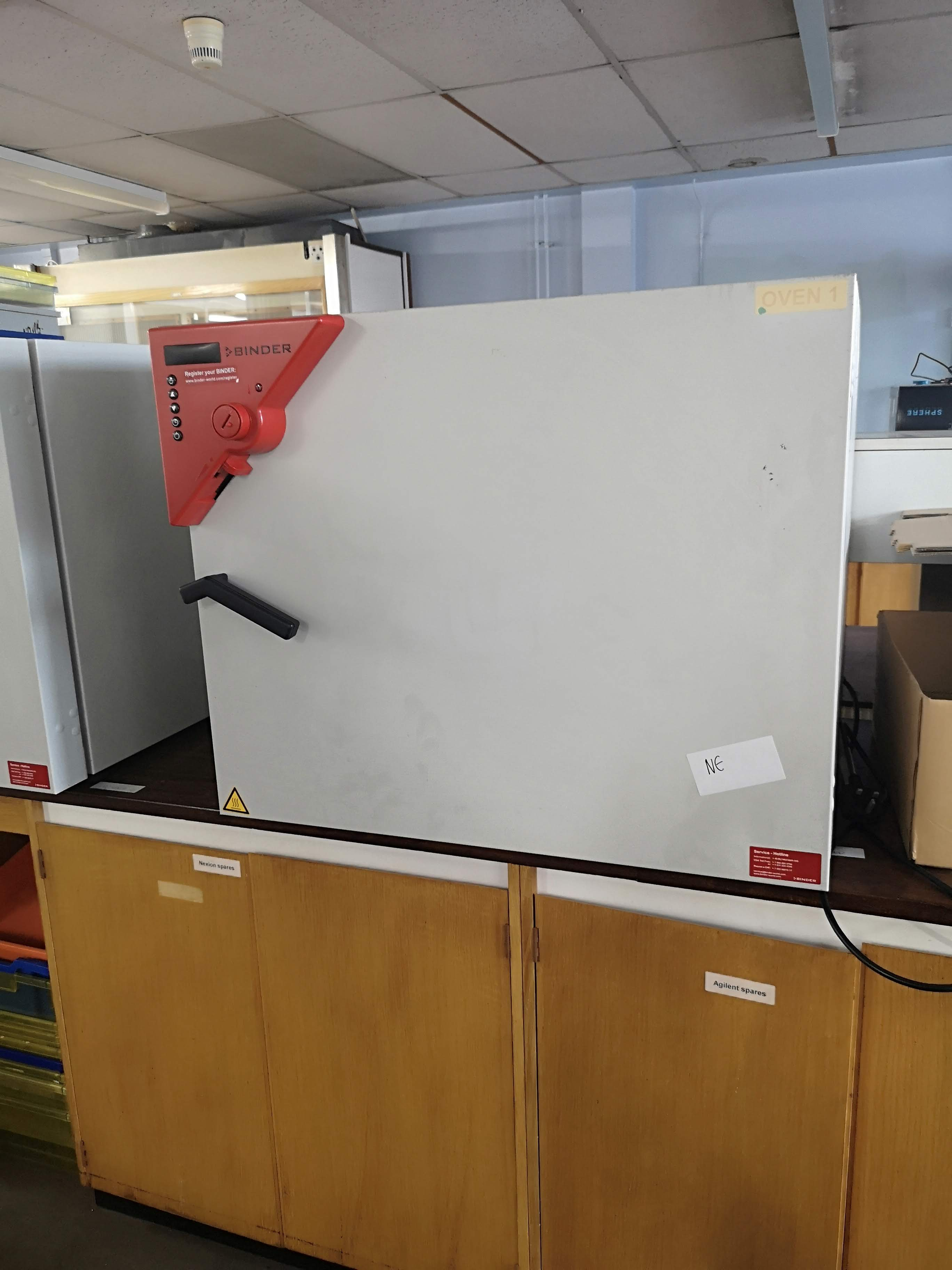 Binder 115l Fan Oven - KBF 720