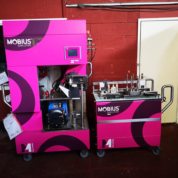 Mobius by Millipore Flexready System FOSA 09337,  FOSA 09327