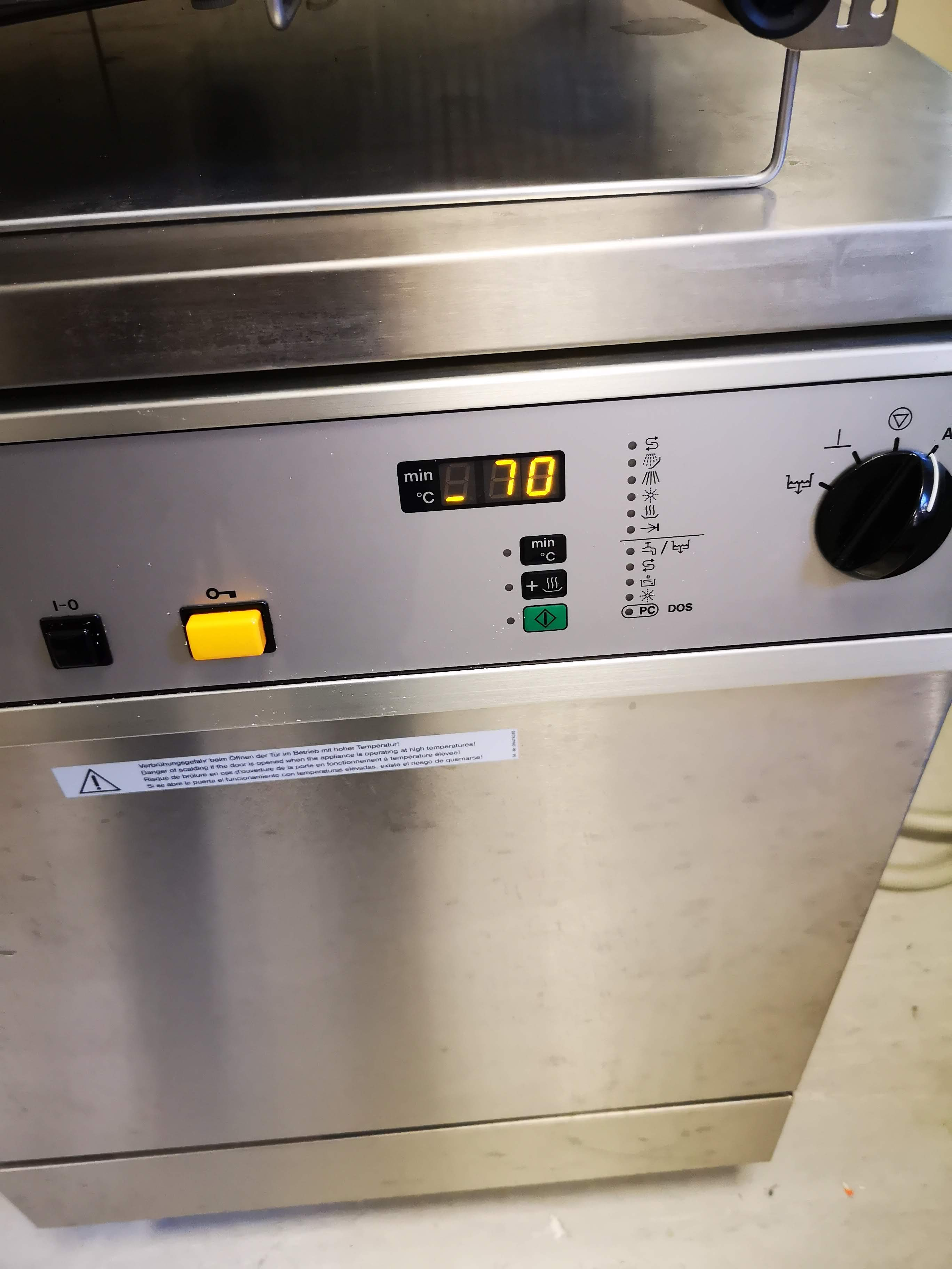 Miele Professional G 7804