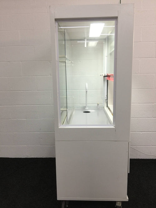 Clean Air SSR2000 Mobile Fume Cupboard - Richmond Scientific