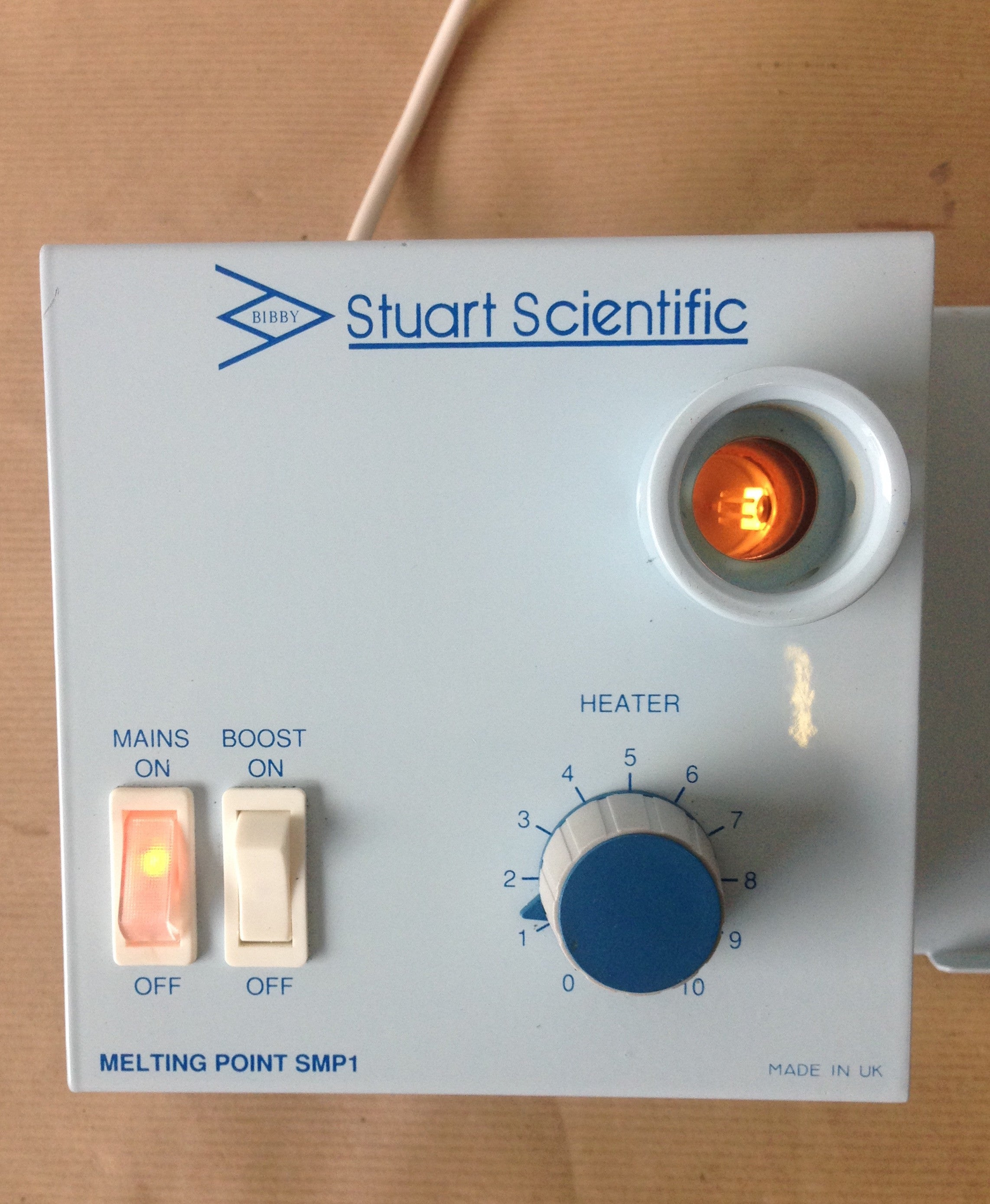 Stuart Scientific SMP1 Melting Point - (5)