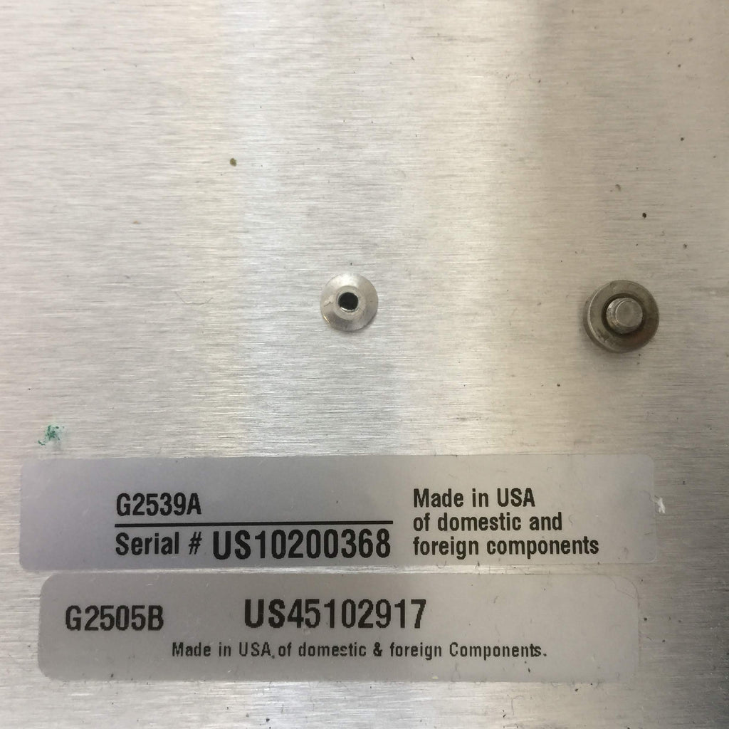 G2539A Made in USA
