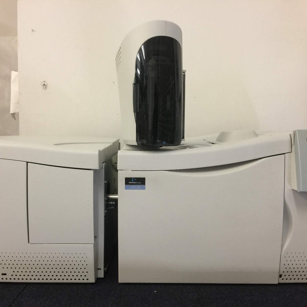 Perkin Elmer Clarus 500 Gas Chromatograph and Mass Spectrometer